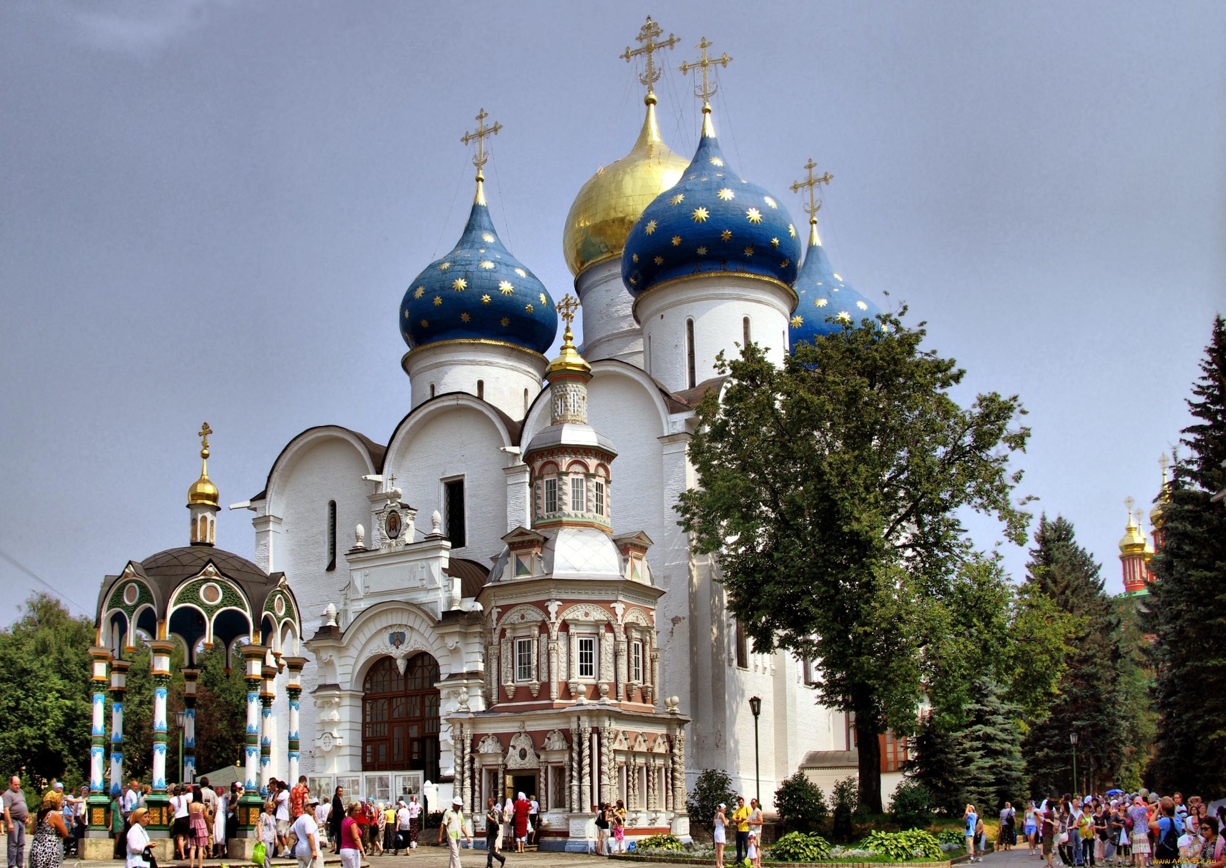 Обои церковь, купол. Города foto 14